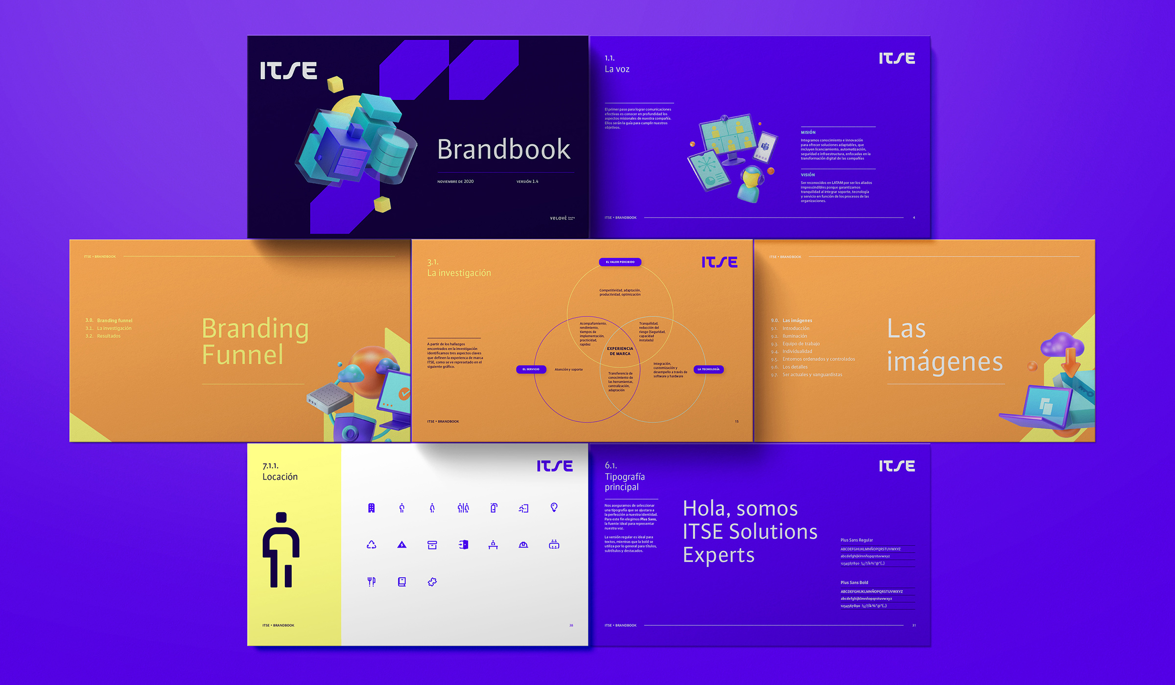 Diseño de logotipo y marca para empresa de tecnología
